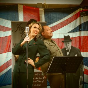 Jayne Darling 1940s Singer | Operation Neptune | Belgium