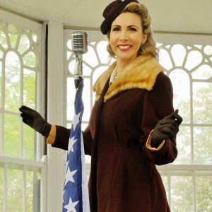 Jayne Darling 1940s Singer | Nottingham Castle