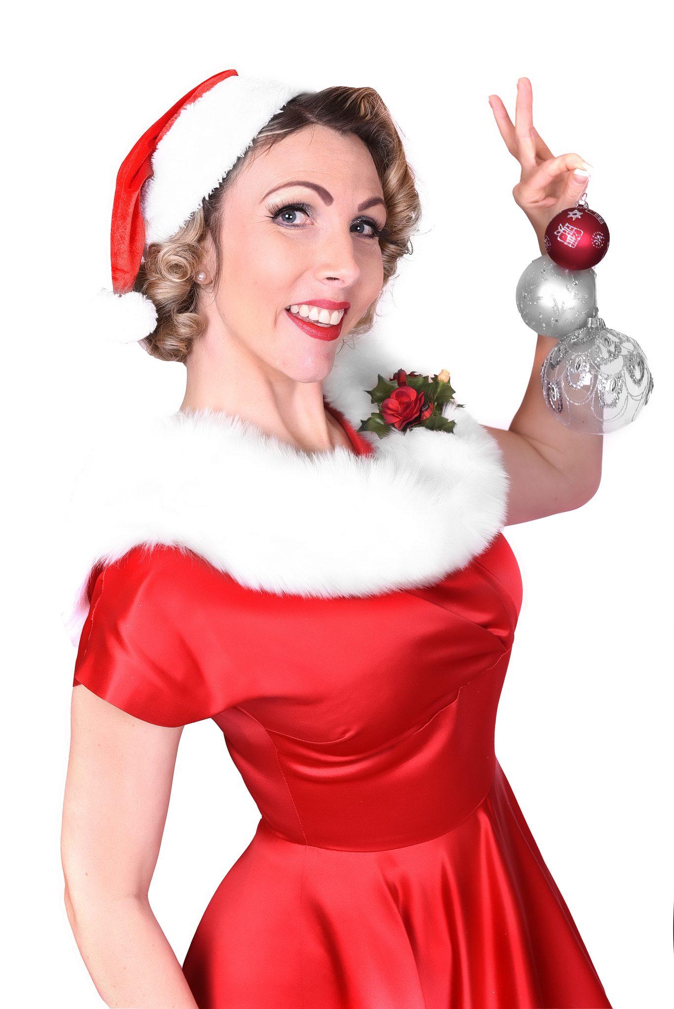 Jayne Darling Vintage Christmas Show