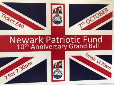 Newark Patriotic Fund Grand Ball – 10th Anniversary