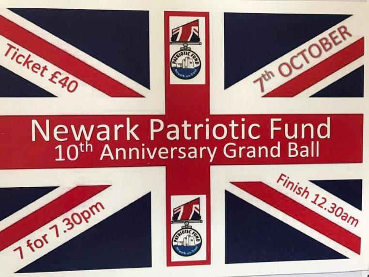 Newark Patriotic Fund 10th Anniversary Grand Ball