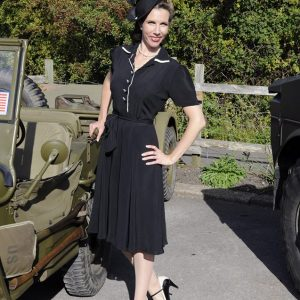 Jayne Darling | Avon Valley Railway Wartime Event