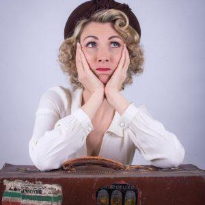Jayne Darling 1940s | Vintage Entertainer