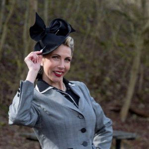 Jayne Darling 1940s Entertainer | Crich Tramway Village