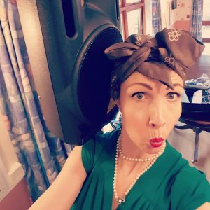 Jayne Darling Care Home Entertainer Nottingham