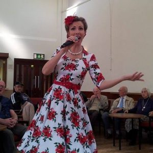 Jayne Darling Care Home Entertainer