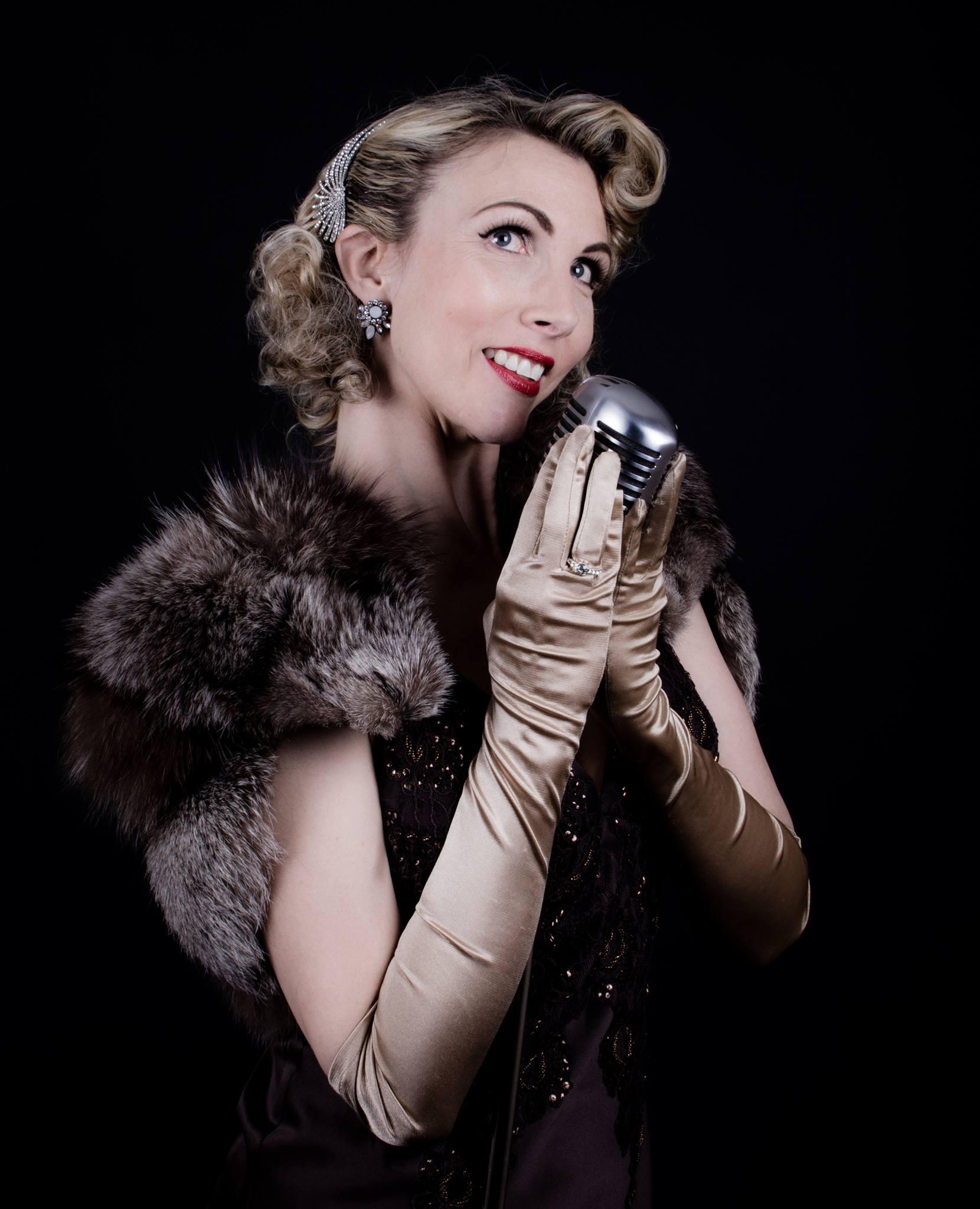 Jayne Darling Jazz | Swing | Vintage | Vocalist