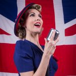 Jayne Darling 1940s Wartime Care Home Entertainer