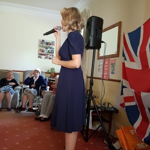 Jayne Darling | 1940s singer | Lincolnshire