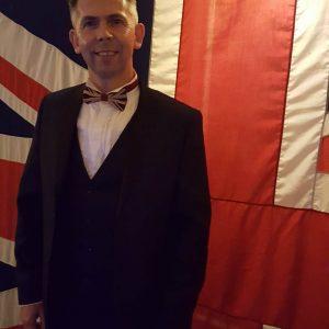 Darren Parry at RAF Scampton