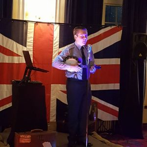 George Formby Tribute Stuart Lowther
