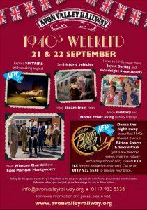 Avon Valley Railway Wartime Weekend