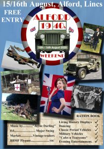 Alford 1940s Weekend
