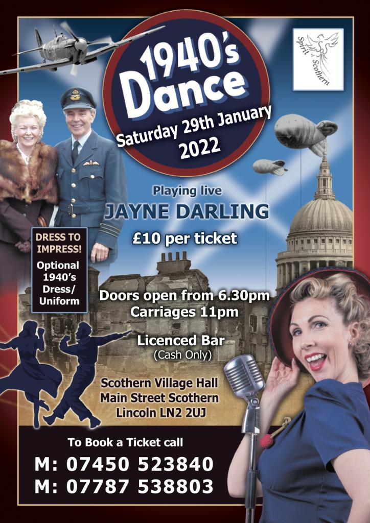 Scothern 1940s Dance 2022