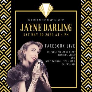 Jayne Darling 1920s Show